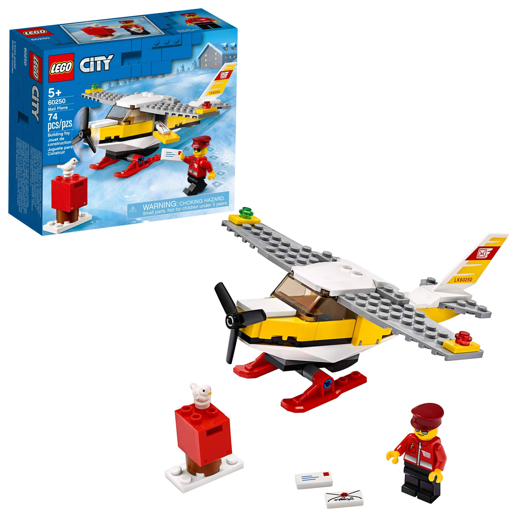 Lego City - Mail Plane 60250