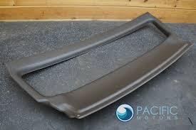 Rear Back Window Roof Headliner Trim Black 15254652 OEM Chevrolet ...