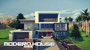 100 Modern Homes Design Plans Sims 4 House Beautiful House The Sims 4