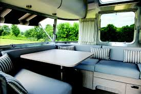 Airstream Debuts New 'European Inspired' Travel Trailer - Curbed Truck Campers Rv Business New 2018 Airstream Tommy Bahama Inrstate Grand Tour Motor Home Weekend Luxury Living In Classic Alinum Trailer Food Truck Foote Family Nomad Trailer In Traffic For American Simulator Camper Shell Or No Pickup Tv Forums The Lweight Ptop Revolution Basecamp You Can Pull Behind A Subaru How To Choose The Right Live Fulltime Travelers Truckdomeus 1968 Avion C11 Restoration Forums Reincarnated From Family Camper Airbnb