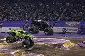 100 Monster Truck Show Miami Vancouver BC Jam