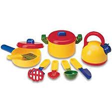 Hape Kitchen Set India by Hape Hap E3103 Gourmet Kitchen Starter Set Amazon Co Uk Toys U0026 Games