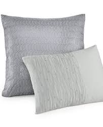 Macys Sofa Pillow Covers by Calvin Klein Twilight 18