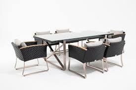 PYLOS 6 Seater Dining Set