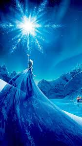 The magic world of Frozen…