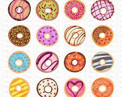 Donut Svg sweet Dxf Eps files vector donut clipart design donut print illustration t