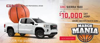 100 Build Your Own Gmc Truck Phoenix GMC Buick Dealer Henry Brown Buick GMC Gilbert Arizona
