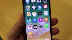 5 November 2017 iPhone X White Apple Store Metrocentre
