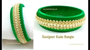 Designer Handmade Bangle
