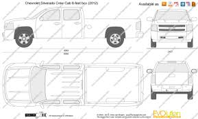 The-Blueprints.com - Vector Drawing - Chevrolet Silverado Crew Cab ... Pickup Truck Bed Style Terminology Stepside Fleetside 2014 Chevrolet Silverado High Country 4x4 First Test Trend Uws Alinum Single Lid Crossover Tool Box Trifold Solid Hard Tonneau Cover Jr 0716 Toyota Tundra Theblueprintscom Vector Drawing Extended Cab Tacoma Truckbedsizescom Sierra 1500 Dybookpage165jpg Crew Amazoncom Premium 19882006 Decked Chevy 2017 Storage System