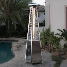 Fire Sense Deluxe Patio Heater Instructions by Amazon Com Belleze 42 000btu Propane Patio Heater Pyramid W
