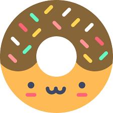 Food Dessert Sweet Donut Baker Doughnut And Restaurant Icon