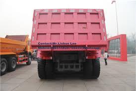 HOWO Mining Dump Truck 50Ton