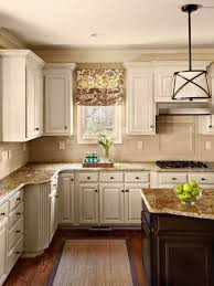 Top 75 Better Cream Colored Kitchen Cabinets With Stainless Steel