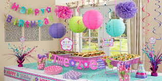 pastel birthday party supplies party city canada