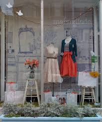 Spring Window Display Inspiration Boutique