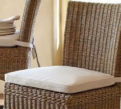 Jacquelyne Dining Chair Cushion Potterybarn 49