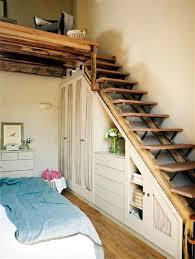 Genius Loft Stair For Tiny House Ideas 40