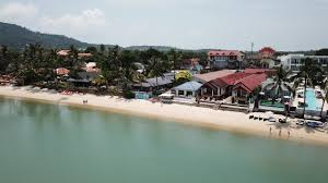 100 Absolute Beach Front Front Land Ko Samui For Sale Samui Island