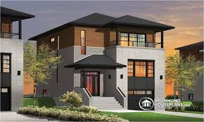 100 Narrow Lot Home Contemporary Plans For S S