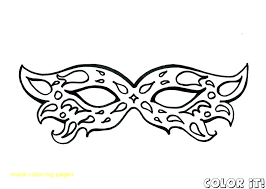 Pj Masks Coloring Pages Romeo Mask With Free Carnival Cute