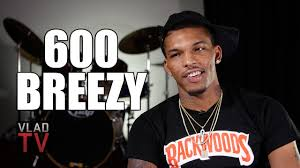 Pumpkinhead Rapper Dead by 600 Breezy On Switching Gd To Bd Getting Shot Twice A Year For 3