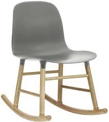 Form Rocking Chair Chaise à Bascule Normann Copenhagen