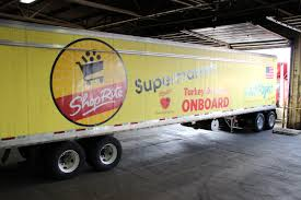 100 Fmi Trucks FMI Food Marketing Institute Nominee ShopRite Partners In Caring