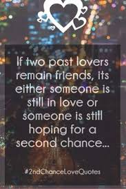 Second Chance Relationship Quotes