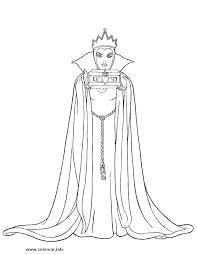 All Disney Villains Coloring Pages