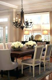 Flush Mount Dining Room Lighting Living Medium Size Of Chandelier