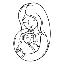 Pregnancy Coloring Pages Free Pregnancy Printables For Mom