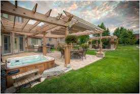 Backyards: Wondrous Outdoor Ideas For Backyard. Outdoor Decorating ... Backyard Pergola Ideas Workhappyus Covered Backyard Patio Designs Cover Single Line Kitchen Newest Make Shade Canopies Pergolas Gazebos And More Hgtv Pergola Wonderful Next To Home Design Freestanding Ideas Outdoor The Interior Decorating Pagoda Build Plans Design Awesome Roof Roof Stunning Impressive Cool Concrete Patios With Fireplace Nice Decoration Alluring