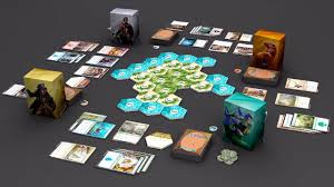 Magic The Gathering Explorers Of Ixalan Board Game Unveiled