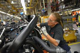 2015 F-150 Demand Adds 1,550 New Jobs At Ford | Medium Duty Work ... Ford Begins Retooling Dearborn Truck Plant For 2015 F150 Tour Photo Image Gallery Video Inside Fords Resigned Truck Plant To See How The F Meet Woman In Charge Of Building Bestselling Pickup Production At Video 2019 A Decade Sustainability Tnw Companion Descriptions Ieee Icps 2017 Celebrates Reopening Michigan Radio 100 Years Building Cars And Wealth Rouge Manufacturing Media Center Facing Complete Shutdown Production After Fire