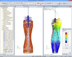 timber structural analysis u0026 design dlubal software