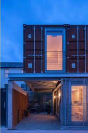 100 House Made Out Of Storage Containers China Flat Pack Prefabricated Portable Container