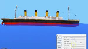 Titanic Sinking Ship Simulator 2008 by 100 Roblox Sinking Ship Simulator Titanic Roblox Sinking