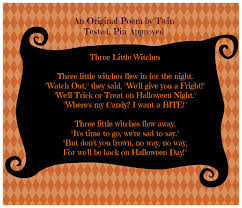 Halloween Two Voice Poems The by Best 25 Halloween Poems Ideas On Pinterest Halloween Printable