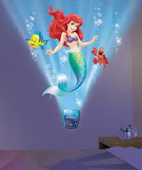 best little mermaid themed bathroom office and bedroom