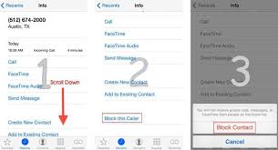 How to block unknown call on iPhone iPad Not saved in contacts