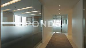 DS WS Office Hallway To Empty Conference Room China Hi Res 69960166