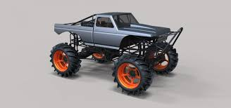 100 Mud Truck Pictures Truck 4 3D Model In SUV 3DExport