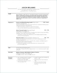 Study Abroad Resume Profile Section Example Examples Of Resumes Curriculum Vitae