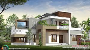 104 Contempory House 2273 Sq Ft 4 Bedroom Modern Contemporary Kerala Home Design Bloglovin