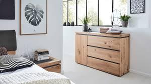 interliving schlafzimmer serie 1020 kombikommode wildeiche schiefergrau eine tür drei schubladen