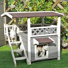 Amazon.com : Petsfit 2-Story Outdoor Weatherproof Cat House/Condo ... Lodge Dog House Weather Resistant Wood Large Outdoor Pet Shelter Pnic Shelter Plans Wooden Shelters Band Stands Gazebos Favorite Backyard Sheds Sunset How To Build Your Dream Cabin In The Woods By J Wayne Fears Mediterrean Memories Show Garden Garden Zest 4 Leisure Ashton Bbq Gazebo Youtube Skid Shed Plans Images 10x12 Storage Ideas Blueprints Free Backyards Trendy Neenah Wisc Family Discovers Fully Stocked Families Lived Their Wwii Backyard Bomb Bunkers Barns And For Amish Built Amazoncom Petsfit 2story Weatherproof Cat Housecondo Decoration Best Bike Stand For Garage Way To Store Bikes