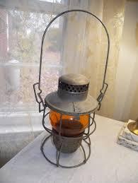 Aladdin Caboose Lamp Shade by Railroad Antique Price Guide