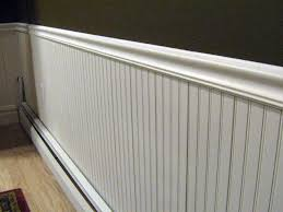 Two Tone Walls No Chair Rail by Installing Wainscoting Baseboards And Chair Rail Decorative