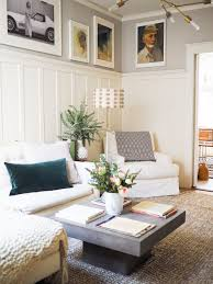 Crate And Barrel Petrie Sofa by My Home Tour The Living Room U2014 Eliza Kern Design